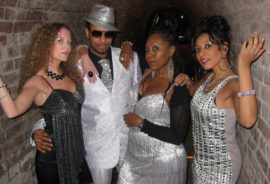 Boney M кавер группа