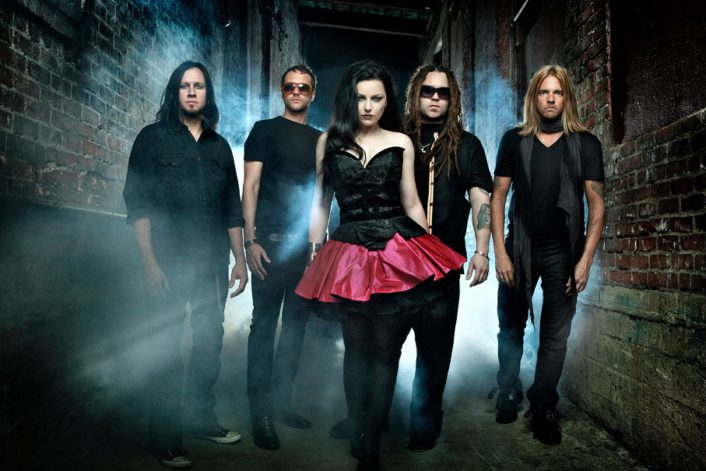 Evanescence официальный сайт
