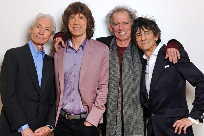 Rolling Stones официальный сайт