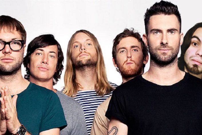 Maroon 5 официальный сайт
