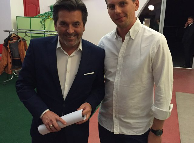 Thomas Anders, Ukraine, Kiev