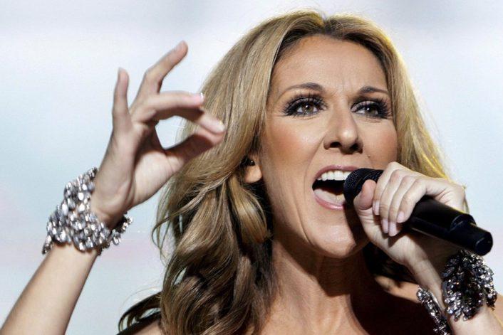 Celine Dion официальный сайт