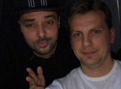 Fly Project и букинг агент BnMusic в Бухаресте