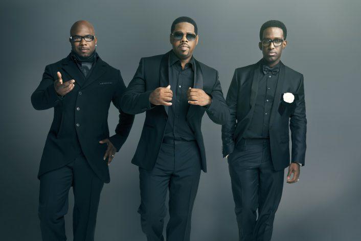 Страница Boyz II Men на сайте официального букинг-агента Bnmusic