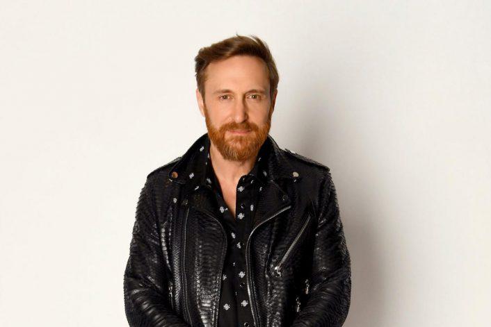 Страница David Guetta на сайте официального букинг-агента Bnmusic