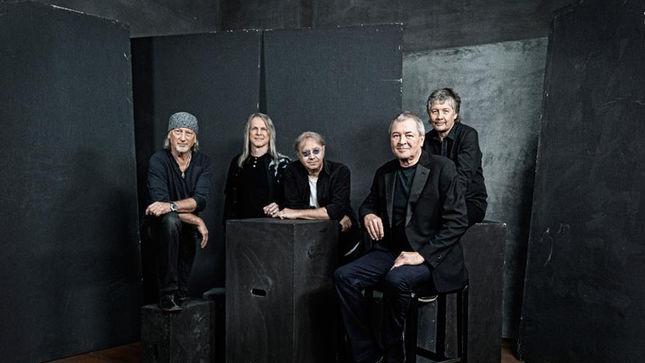 Заказать Deep Purple в букинг-агентстве BnMusic