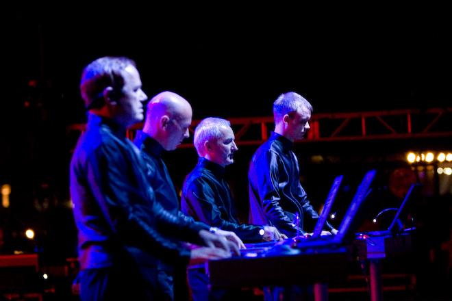 Пригласить Kraftwerk на праздник без посредников