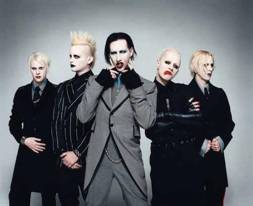 Заказать Marilyn Manson на корпоратив, свадьбу, День города в букинг-агентстве BnMusic