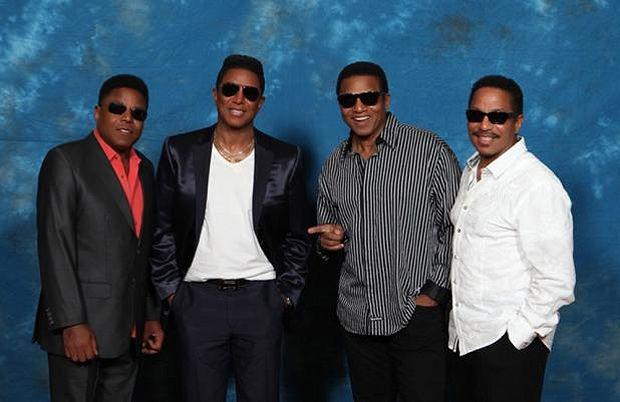 Страница The Jacksons на сайте официального букинг-агента Bnmusic