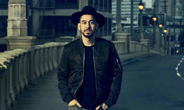 Страница Mike Shinoda на сайте официального букинг-агента Bnmusic