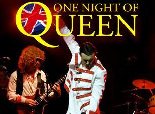 Заказать One Night of Queen tribute на праздник в BnMusic Казахстан