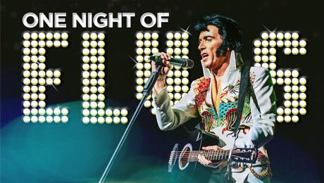 Заказать шоу One Night of Elvis Lee Memphis King