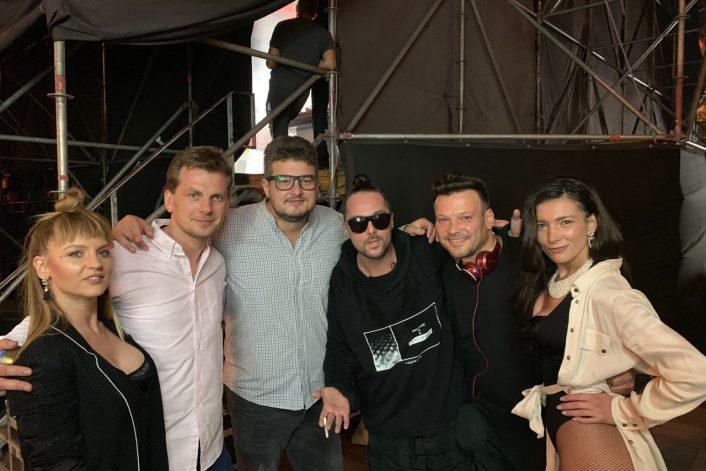 Fly Project с букинг-агентом BnMusic в Мариуполе
