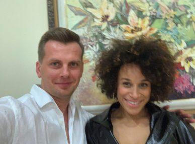 Oceana в Астане на частном мероприятии с букинг-агентом BnMusic