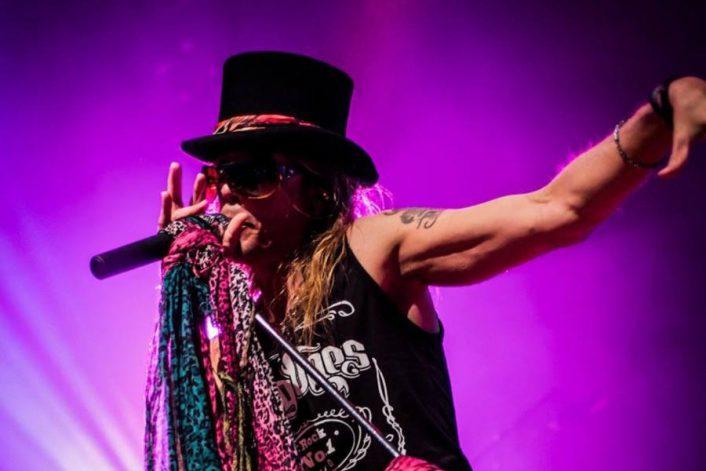 Страница Aerosmith tribute show на сайте официального букинг-агента Bnmusic