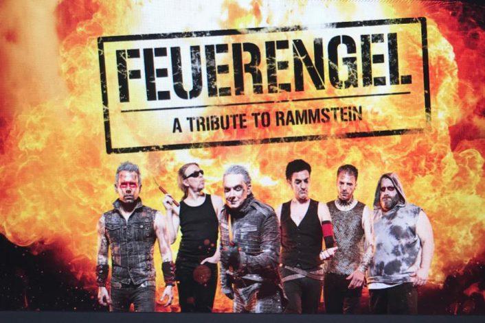 Страница Rammstein Tribute Show на сайте официального букинг-агента Bnmusic
