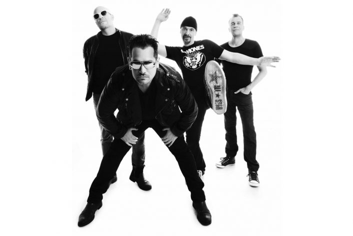 Страница U2 Tribute на сайте официального букинг-агента Bnmusic