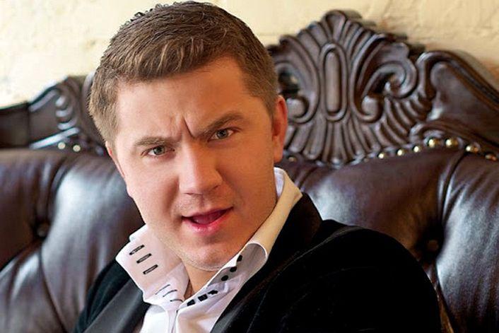 Ринат Сафаргулов - заказать ведущим в BnMusic