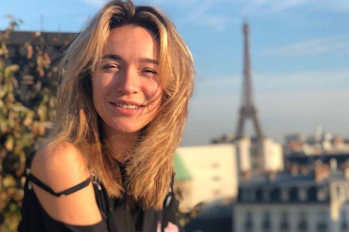 Анастасия Короткая - страница на официальном сайте агента