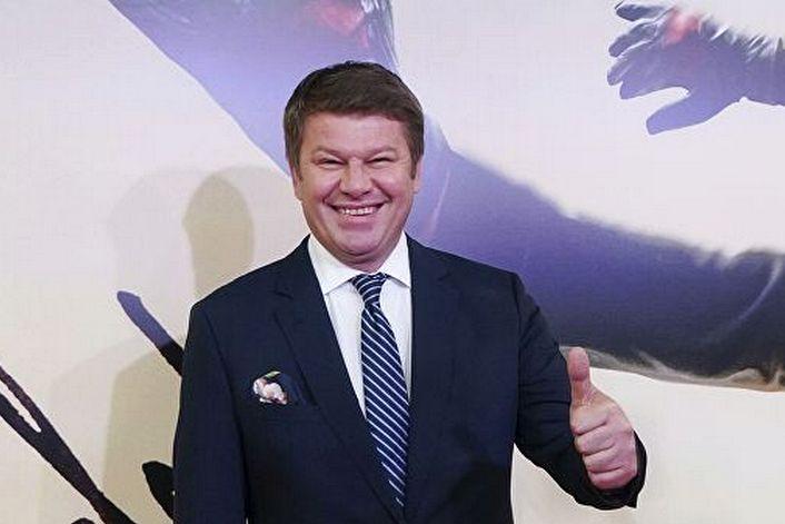 Дмитрий Губерниев - организуем концерт без посредников и переплат