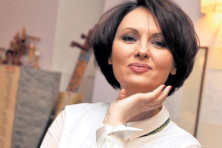 Елена Ксенофонтова - страница на официальном сайте агента