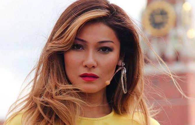 Марина Ким - страница на официальном сайте агента