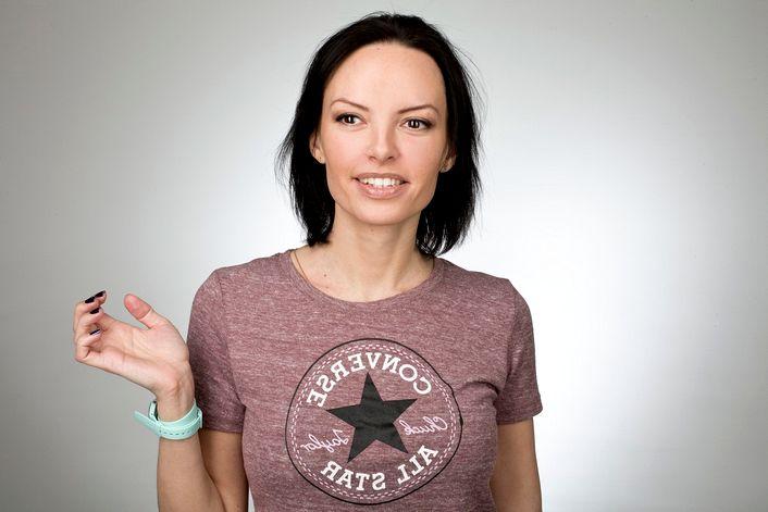 Наташа Калашникова - страница на официальном сайте агента