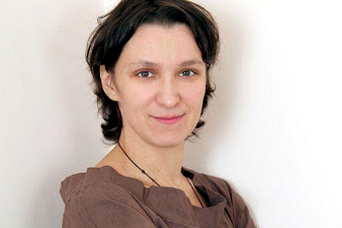 Олеся Железняк - страница на официальном сайте агента