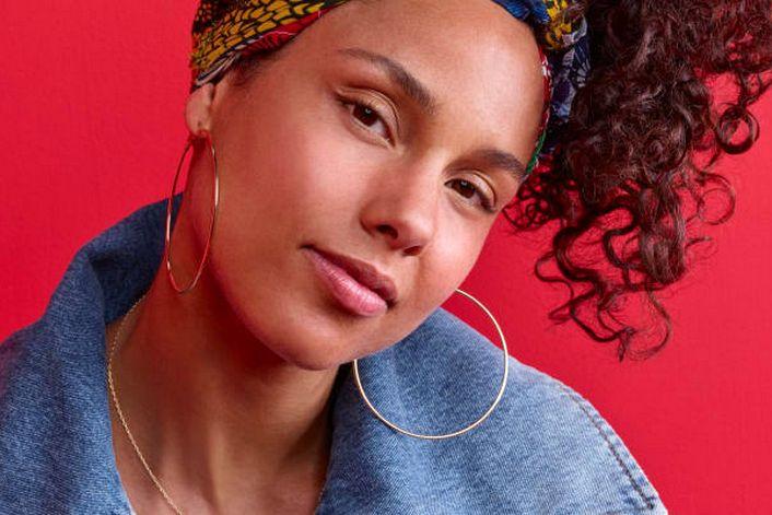 Alicia Keys - организуем концерт без посредников и переплат