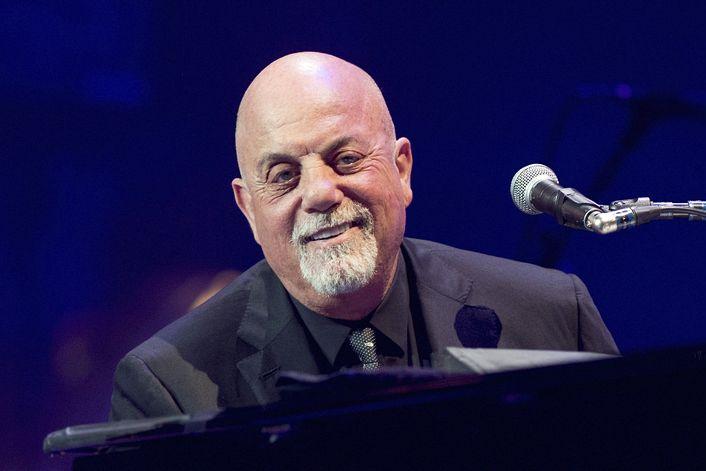 Billy Joel - заказать на корпоратив