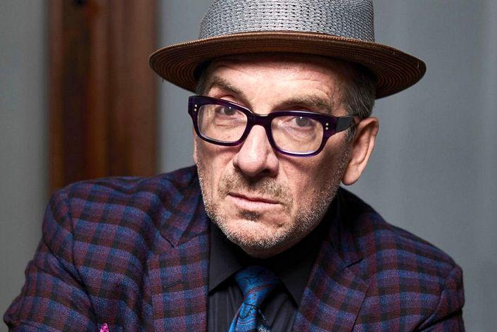 Elvis Costello - организуем выступление артиста на вашем празднике