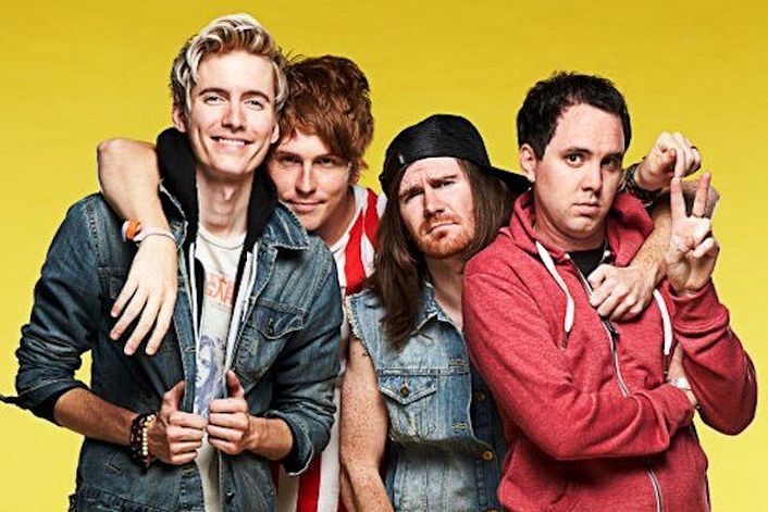 Forever the Sickest Kids - организуем концерт без посредников и переплат