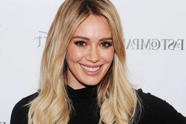 Hilary Duff - страница на официальном сайте агента