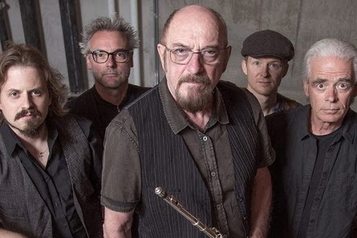 Jethro Tull - заказать концерт в BnMusic