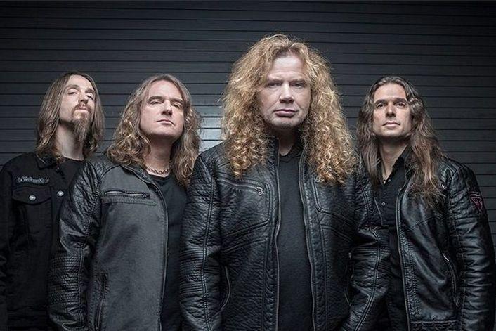 Megadeth - организуем выступление артиста на вашем празднике