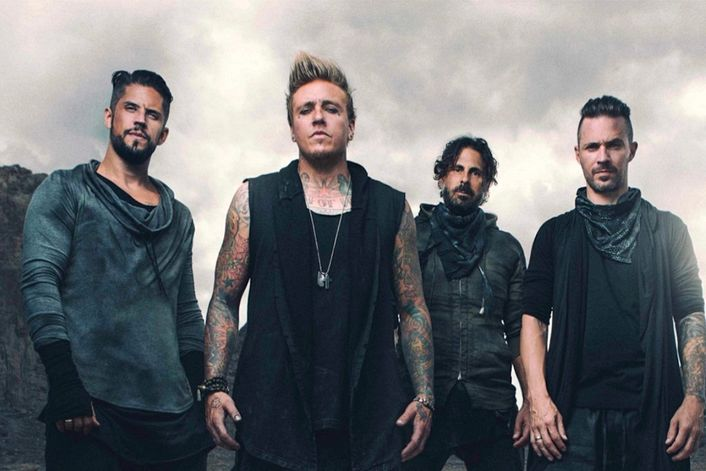 Papa Roach - пригласить на праздник в букинг-агентстве BnMusic