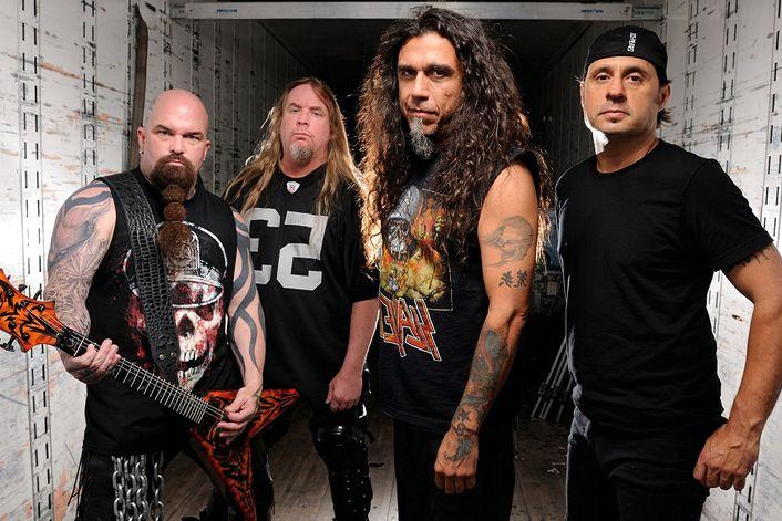 Slayer - организуем концерт без посредников и переплат